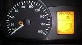 Mercedes Sprinter 318 Cdi 2007 Remise A Zero Compteur D Entretien Youtube