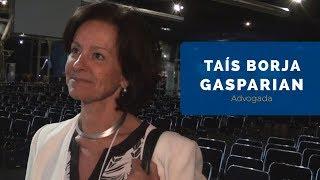 Taís Borja Gasparian | Liberdade de Expressão