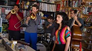 Ryan Keberle & Catharsis: NPR Music Tiny Desk Concert