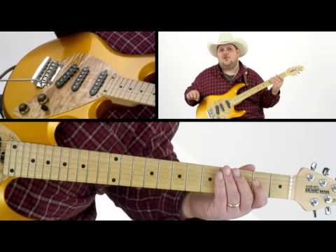 Johnny Hiland Guitar Lesson - #30 Breakdown - Ten Gallon Guitar