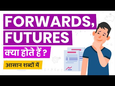 What are Futures and Forwards? Futures Trading Kya Hoti Hai? Simple Explanation in Hindi