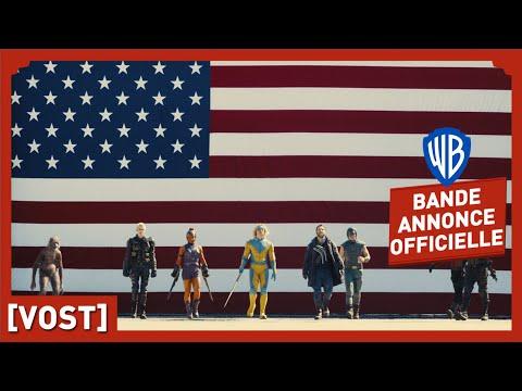 The Suicide Squad - Bande-Annonce Non Censurée (VOSTFR) - Margot Robbie, Idris Elba