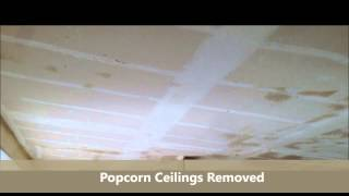 Popcorn Ceiling Removal Oxnard, CA - Popcorn Ceiling Oxnard CA