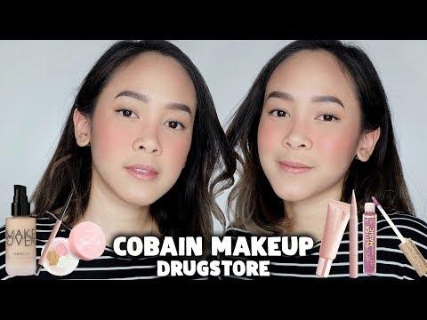 First Impression Drugstore Makeup - Almiranti Fira
