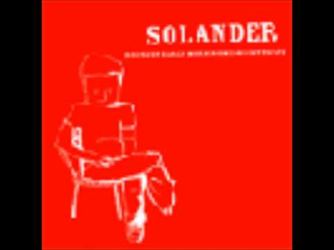 Solander - When Christ Came to Town