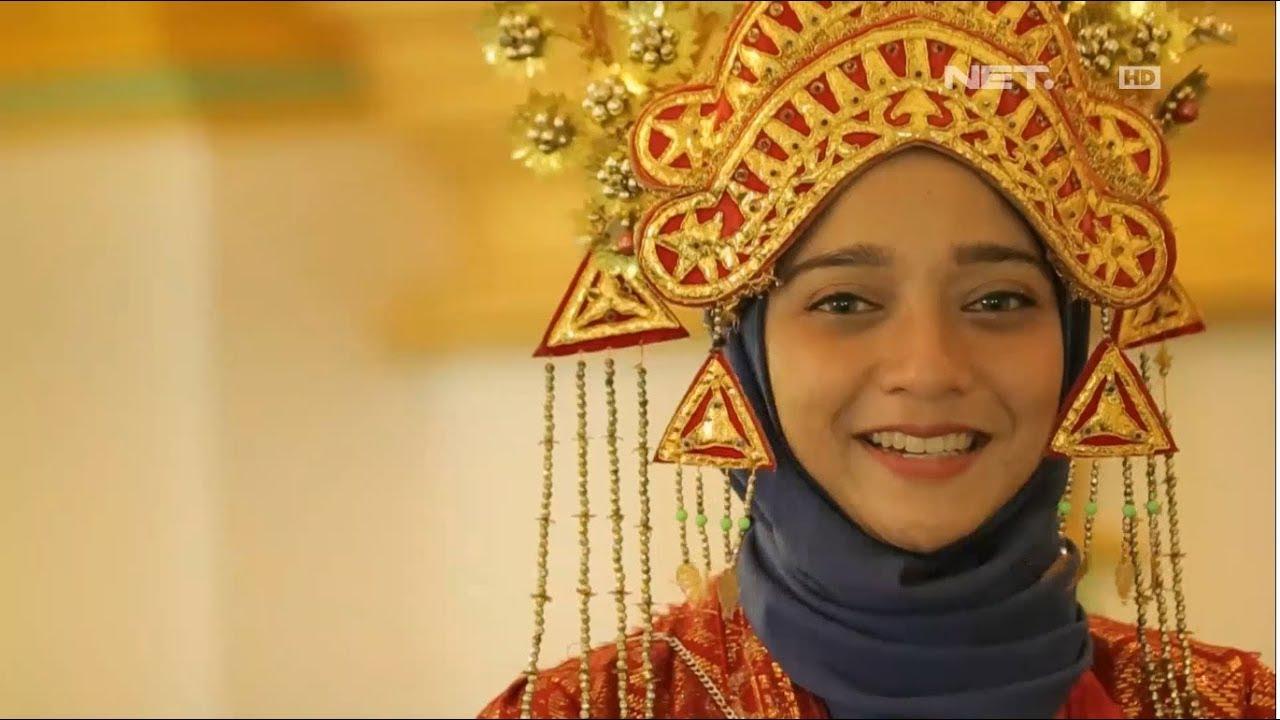 Halal Living Mencoba Pakaian Adat Melayu Yang Memiliki Arti Istimewa Youtube