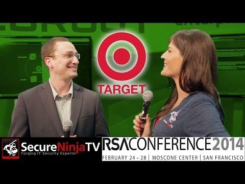 SecureNinjaTV RSA 2014 Grayson Milbourne Target Data Breach