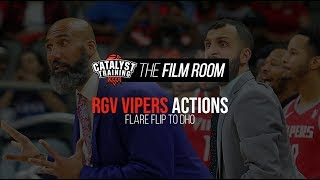 Flare Flip to DHO || RGV Vipers Actions