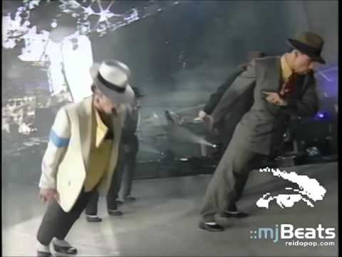 Michael Jackson Smooth Criminal Live In Oslo 1992 60FPS