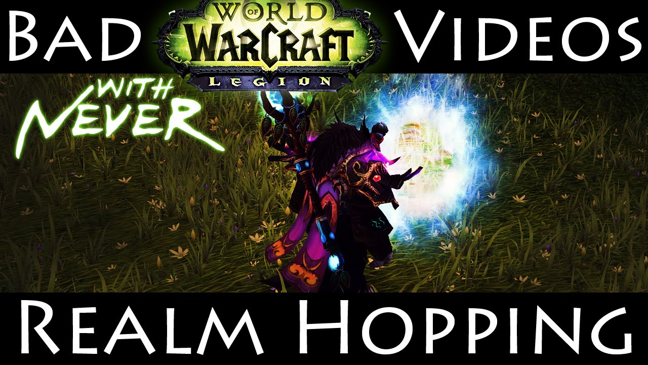 How to Realm Hop - a quick simple guide