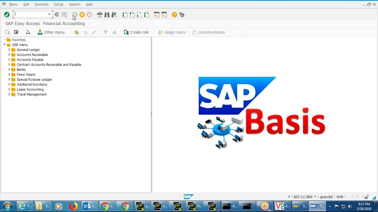SAP BASIS Certification Course with Implementation Project