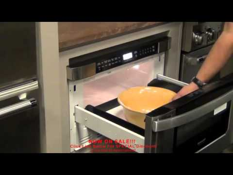 Sharp Kb Ps  Inch Microwave Drawer Oven Reviews