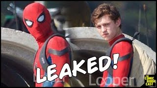 Spider-Man Homecoming FIRST PHOTOS!