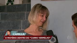 Caso Camilla: jovem é vista com um senhor em carro