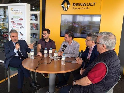 SCT-Tertulia en Renault Automenor 31-10-16 (Murcia-FC Cartagena)