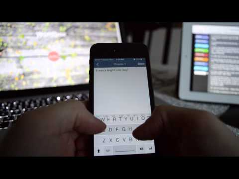 The most advanced text editor for iPhone - Marco Arment