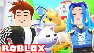 Playing Roblox! Krew's Charity Livestream!