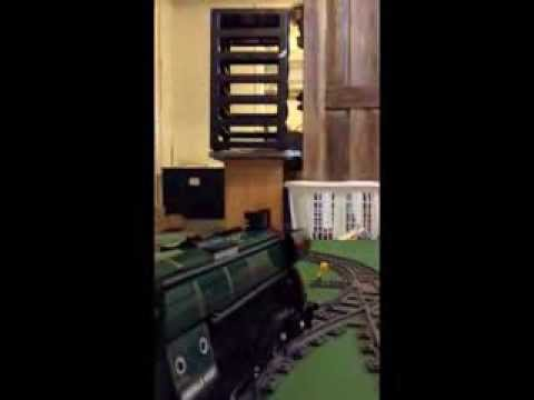 Lego Trains in Action