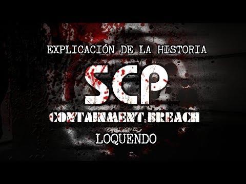 SCP: Containment Breach V1.3.11 (Loquendo) - Explicación De La Historia