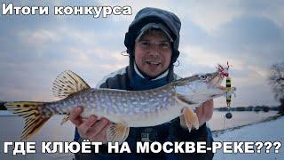 Итоги конкурса 3 дня на Москве реке