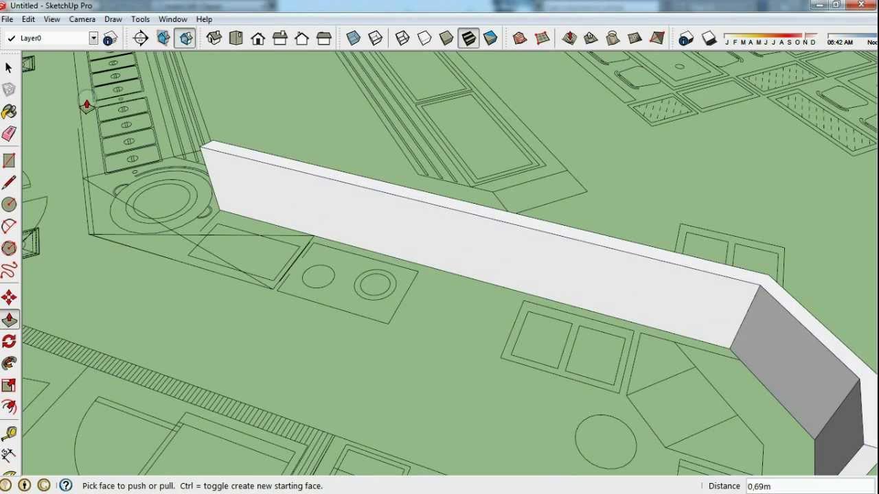 Como importar archivos de autocad a sketchup tutorial for Archivos de cad