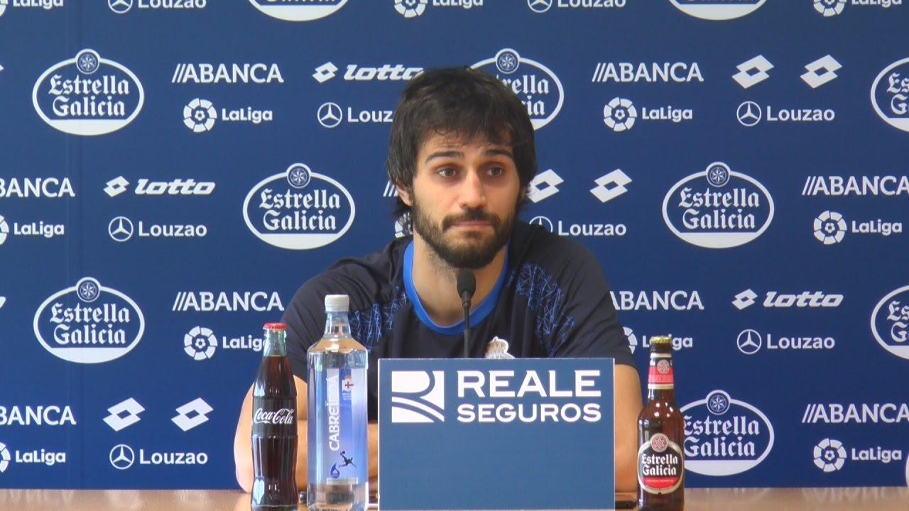 Rueda de prensa de Alejandro Arribas. 20.03.2017