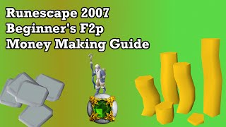 Runescape 2007 F2P Money Making Guide for Beginners