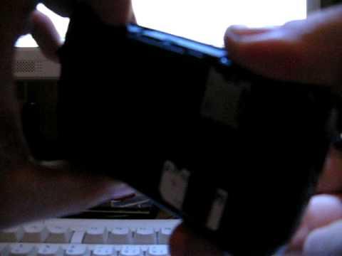 HTC Touch HD von SD Karte flashen / Touch HD flash from SD Card