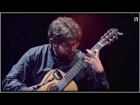 Ralph Towner - Juggler's Etude (Karl Marino & Francois Chanvallon Guitar Duo)
