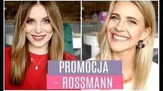 PROMOCJA W DROGERII ROSSMANN - co kupić? | bitwa na makijaż | MarKa