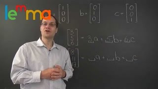 Linear Algebra 3d1: Decomposition in ℝⁿ 1