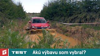 ŠKODA KAROQ AMBITION 2,0 TDI 4x4 OFFROAD PACK - TEST - GARAZ.TV