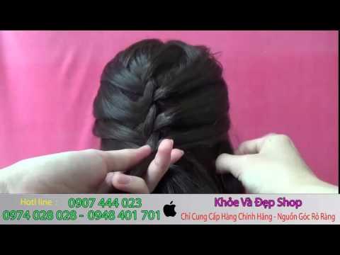Video Tết tóc đuôi sam nữ tính đẹp như Ngọc Trinh – http://www.landahoanmy.com