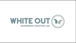 White Out by SansMinds Creative Lab