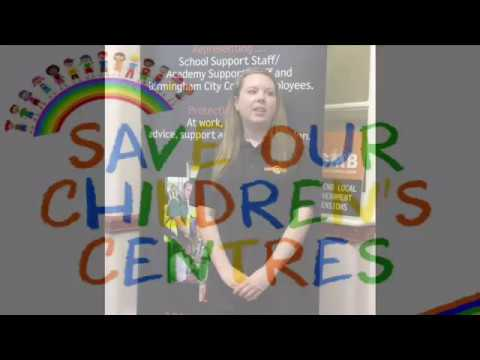 Save Our Children's Centres - Birmingham