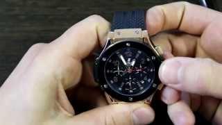 видео купить часы хублот оригинал