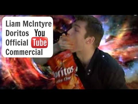 Liam McIntyre Doritos Commercial Spartacus: Vengeance