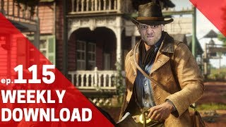 Red Dead 2 on PC, Walmart Gaming PCs, Another AMD Budget CPU -- Weekly Download #115