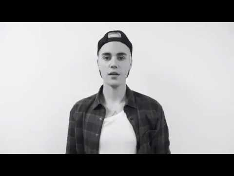 JUSTIN BIEBER SINGS HAPPY BIRTHDAY TO YOU