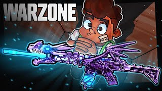 I have a dragon gun and thats all I care about - Warzone