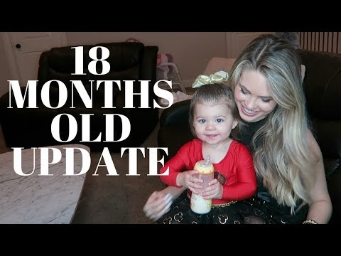 18 MONTH UPDATE! :)