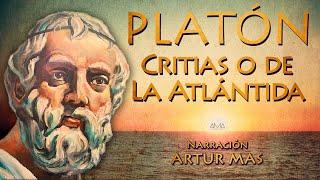 Platón - Critias o de la Atlántida (Audiolibro Completo en Español)