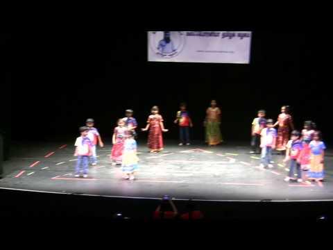 Deetshana in Vetri kodi Yethu  Dance CTA  Annual Day 2011