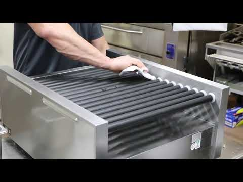 How To Clean A Star Roller Grill