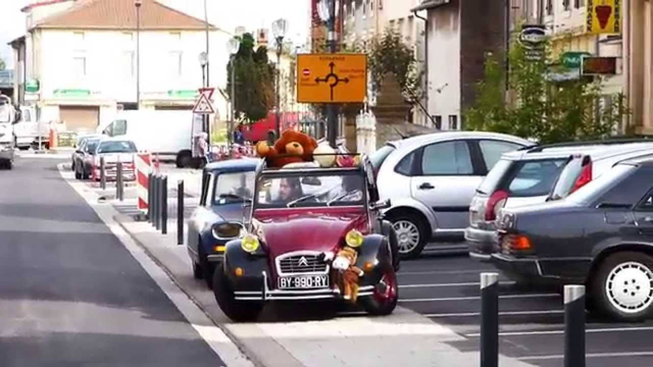 Rencontre nationale 2cv