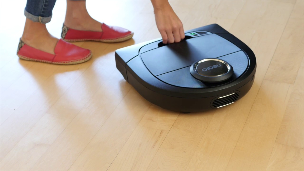 using your neato botvac d3 and d5 connected robot vacuum youtube. Black Bedroom Furniture Sets. Home Design Ideas