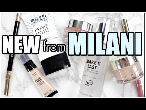 Milani Primer Haul Review