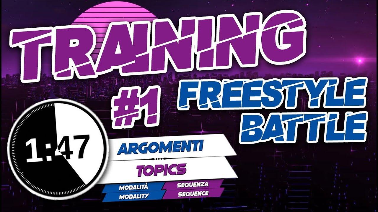 Download 🎤 ALLENAMENTO Freestyle Battle - Beat & Temi/Themes | Ep. 1