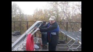 Монтаж солнечной станции (vitasvet.ru)(, 2011-10-14T04:52:37.000Z)
