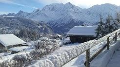 [La France] Saint-Gervais Mont Blanc - Le Bettex